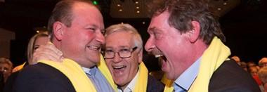 gob winnaar gemeenteraadsverkiezingen 2018