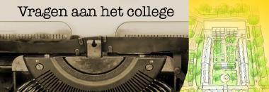 vragen aan het college - hoafke